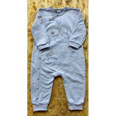 Комбинезон - спальник для мальчика 1610190180 Minikin, Украина