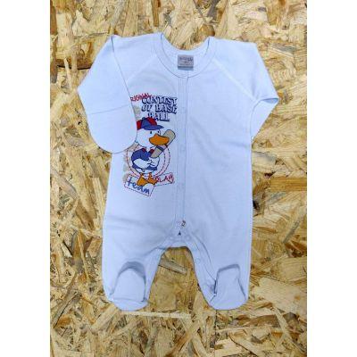 Комбинезон для мальчика 10762 голубой ТМ Garden Baby