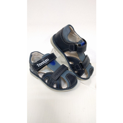 Босоножки сандали для мальчика 0163 Tom.m