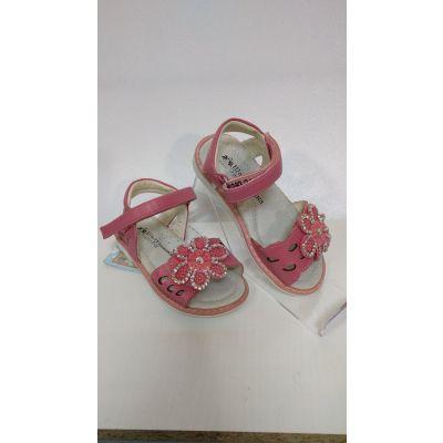 Босоножки 100-280 розовые