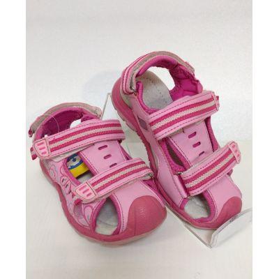 Босоножки розовые DBS876 Tom.m
