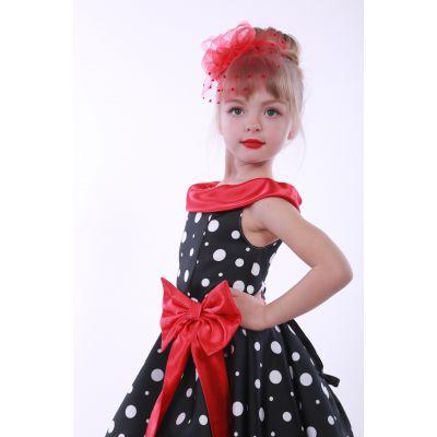 Вуалетка-шляпка для девочки ТМ Sonechko