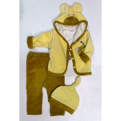 Комплект велюр для мальчика 661-504 Ляля, Украина