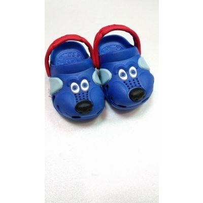 Кроксы синие 118051 Jose Amorales