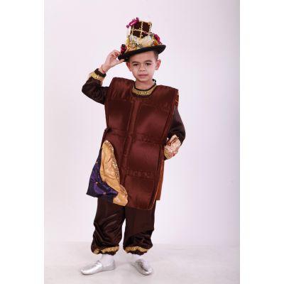 Карнавальный костюм для мальчика Шоколадка, Смаколик ТМ Sonechko