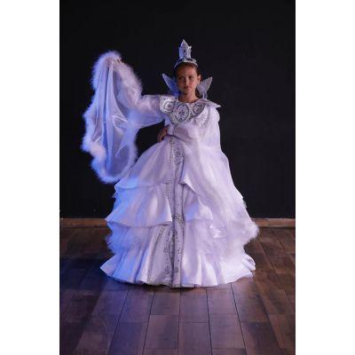 Карнавальный костюм для девочки Царевна - Лебедь Стиль