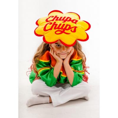 Карнавальный костюм Конфета Чупа Чупс (зеленый) №5