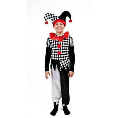 Карнавальный костюм Джокер, Арлекин №5