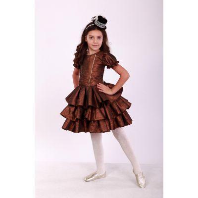 Карнавальный костюм для девочки Картошка ТМ Sonechko