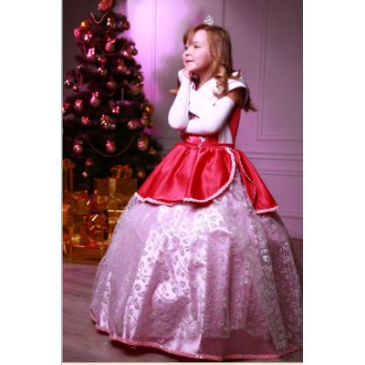 Карнавальный костюм для девочки Принцесса Аврора Спящая красавица