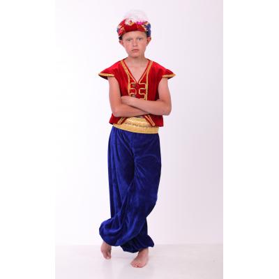 Карнавальный костюм для мальчика Алладин, восточный принц