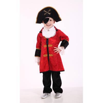 Карнавальный костюм для мальчика Пират жаккард