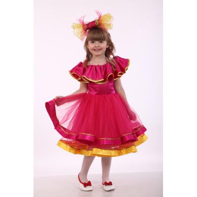 Карнавальный костюм для девочки Конфетка