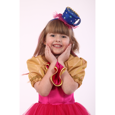 Карнавальный костюм для девочки Чашка - Чашечка