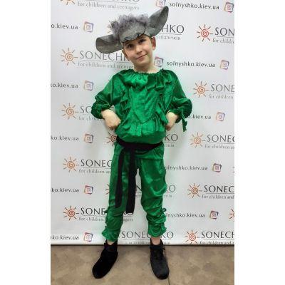 Карнавальный костюм для мальчика Троль, Гоблин