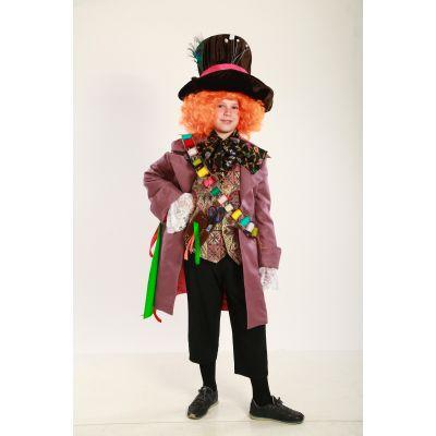 Карнавальный костюм Безумный шляпник из Алиса в стране чудес