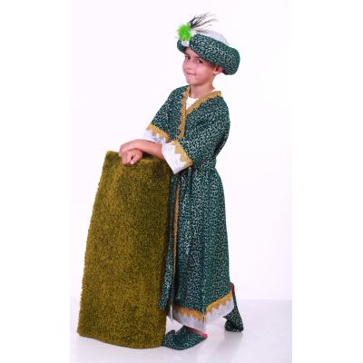 Карнавальный костюм для мальчика Султан, Купец, Восточный принц