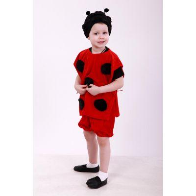 Карнавальный костюм детский Божья Коровка №2
