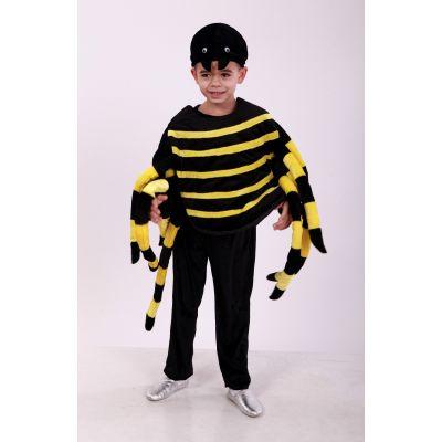 Карнавальный костюм для мальчика Паук №1