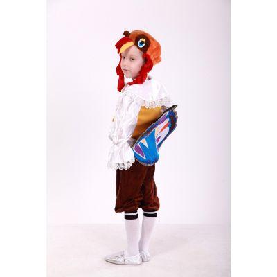 Карнавальный костюм для мальчика Индюк, Индюшонок ТМ Sonechko