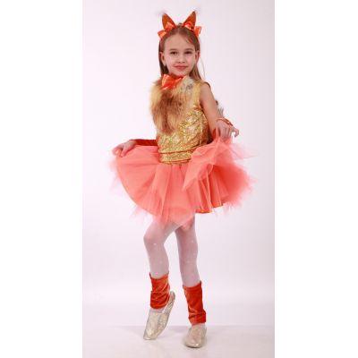 Карнавальный костюм для девочки Белочка комплект