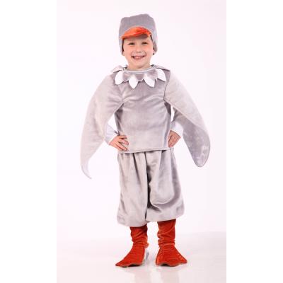 Карнавальный костюм детский Гусь серый, Гусь белый