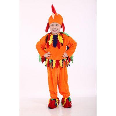 Карнавальный костюм для мальчика Петушок