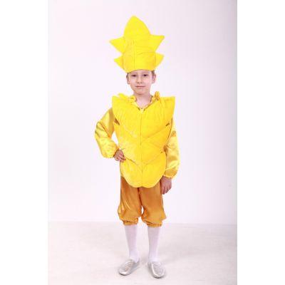 Карнавальный костюм для мальчика Колосок ТМ Sonechko