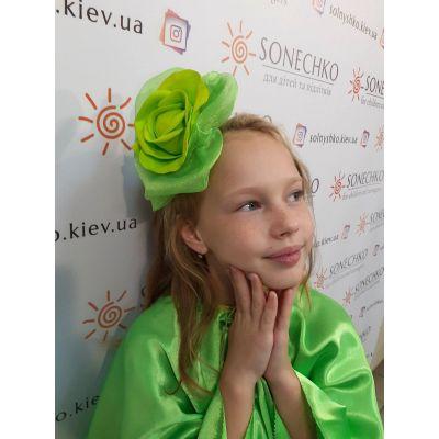 Карнавальный костюм для девочки Обруч Капуста