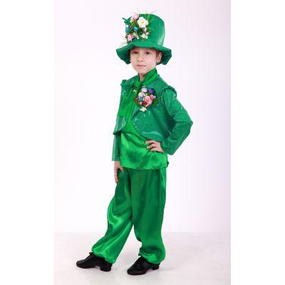 Карнавальный костюм для мальчика Весна, Весенний месяц (Березень)