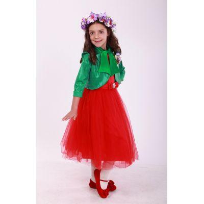 Карнавальный костюм для девочки Весна - Красна ТМ Sonechko
