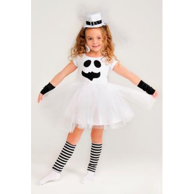 Карнавальный костюм для девочки Мисс Привидение №5