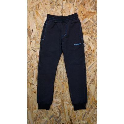 Спортивные брюки ШТ132 черные ТМ Robinzone, Украина