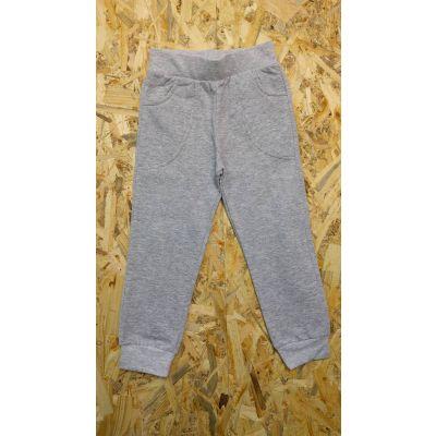 Спортивные брюки 107-17 серые ТМ Lotex, Украина