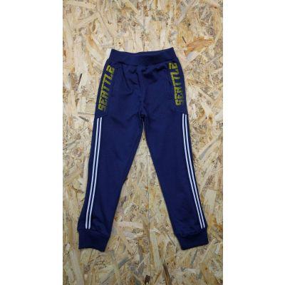 Спортивные брюки 80364 т.синие ТМ Grace, Венгрия