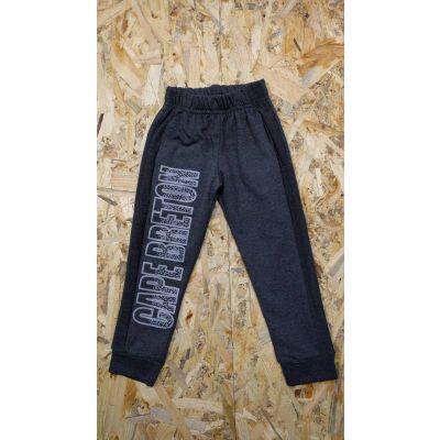 Спортивные брюки 195-16 т.серые ТМ Lotex, Украина