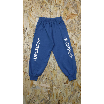 Спортивные брюки для мальчика 4252 WAXMEN, Турция