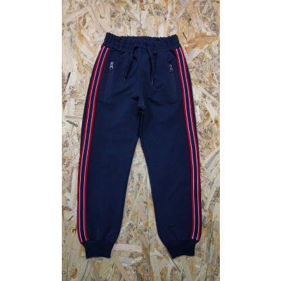 Спортивные брюки 13051т.синие Breeze Boys, Турция
