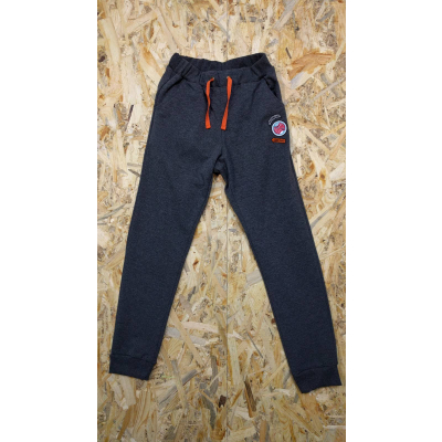 Спортивные брюки для мальчика ШР579 т.серые ТМ Бемби, Украина