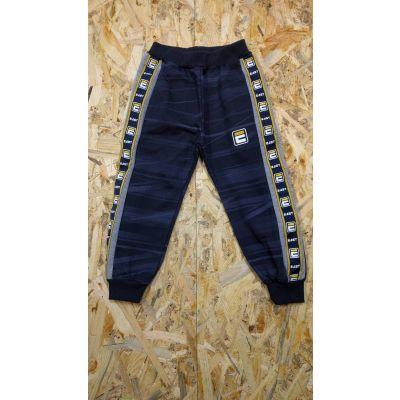 Спортивные брюки для мальчика CH-5755 синий с желтым ТМ S&D kids, Венгрия