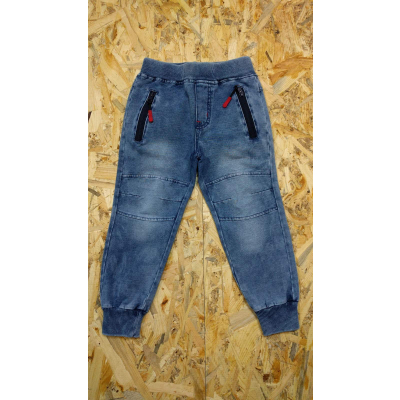 Спортивные брюки 269/5479 джинс трикотаж F&D kids, Венгрия