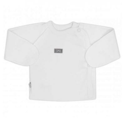 Распашонка для новорожденного 101173 голубая ТМ Smil