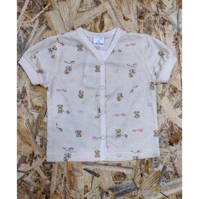 Кофточка с коротким рукавом 17006-03 ТМ Garden Baby