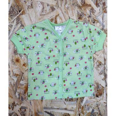 Кофточка с коротким рукавом 17006-03-02 ТМ Garden Baby