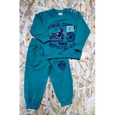 Комплект (реглан и брюки) для мальчика 7052 Ткрция