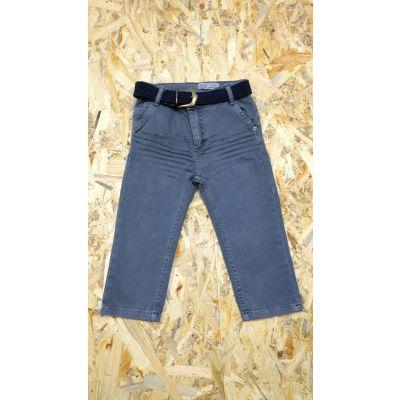 Джинсовые брюки для мальчика 9183 серые, Турция