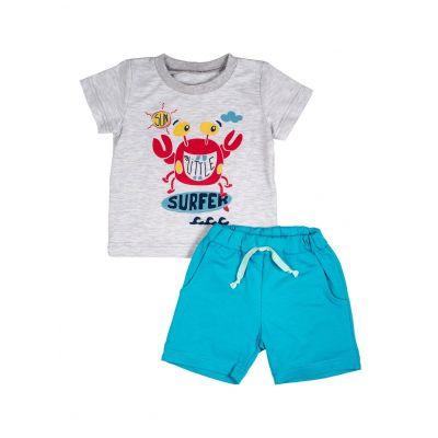 Комплект (футболка и шорты) для мальчика 21-104