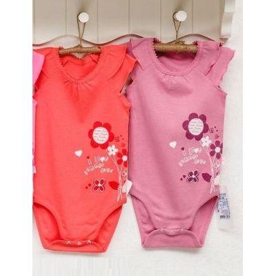 Боди - майка для девочки 576-1006 ТМ Фламинго