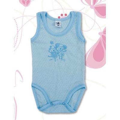 Боди - майка летняя для мальчика 621-1022 ТМ Фламинго