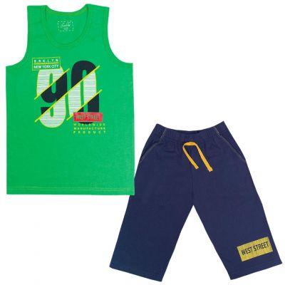 Костюм летний (шорты и майка) для мальчика 11648 GABBI